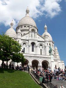 Sacre Coeur, símbolo de Montmartre