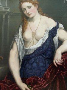 La pintura y el Louvre