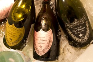 Dom Perignon White Wine Mission hosted by Serge And Tatiana Sorokko with Menu by Richard Geoffroy